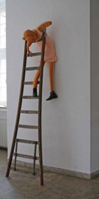 Helena Hartmann, Installation The Maverick, Schloss Ahaus